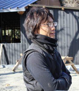 指導者増山大治郎